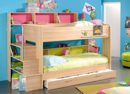Double Deck Bed Designs Pink Double Bunk Beds With Slide Lydia Bunk Bed Dream Home