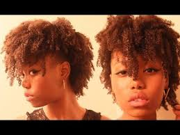 wash and go hairstyles natural hair 3 super easy wash and go hairstyles youtube
