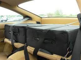 porsche 911 back seat luggage for porsches philip raby porsche