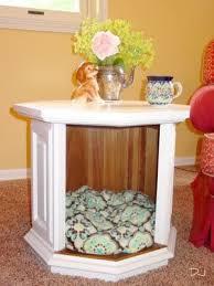 end table dog bed diy sideboard best 25 end table pet bed ideas on pinterest diy