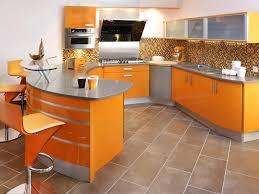 plan de travail arrondi cuisine plan de cuisine moderne modele cuisine en l meubles rangement