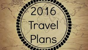 2018 travel plans the xenophile