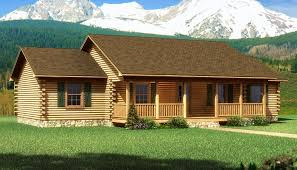 log home ranch floor plans moss point plans u0026 information southland log homes