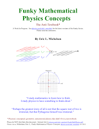 freescience books mathematical physics
