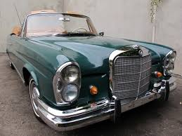 1965 mercedes 220 se cabriolet this was the exact color