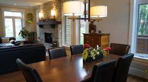salon et cuisine moderne amenagement cuisine salle a manger salon photo h3 choosewell co