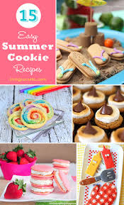 Cool Easy Dinner Ideas 15 Easy Summer Cookies Best Summer Party Recipes