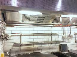 Commercial Kitchen Canopy by Showcase Nuventas Commercial Kitchen Ventilation Exhaust Hoods