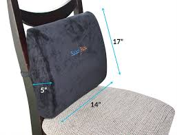 Seat Cushion For Sciatica Lower Back Pillow Lumbar Support Cushion For Low Back Pain