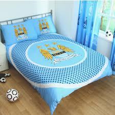 Man Utd Duvet Single Double Fc Duvet Cover Bedding Set Official Bullseye