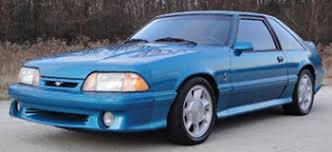 86 mustang cobra 1993 ford mustang cobra a great end to a run car memories