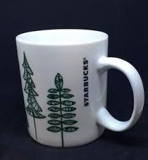 Tree Mug Starbucks Tree Coffee Mug Collectible Cup Ebay