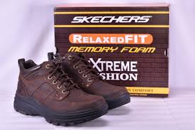 s boots usa skechers usa s holdren lender chukka boot brown 13 m us