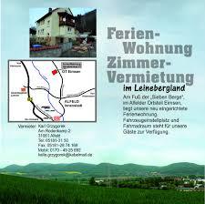 Sieben Berge Bad Alfeld Ferienwohnung Zimmervermietung Im Leinebergland Aleld Home