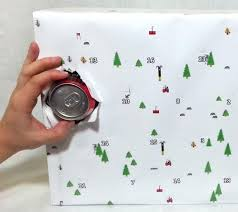 carouse your way to christmas with this diy beer can advent