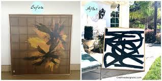 thrift shop repurposed artwork cre8tive designs inc