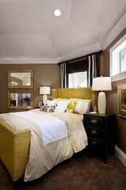 taupe paint color transitional bedroom benjamin moore