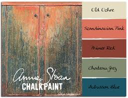 colorways an old jelly cabinet in worn annie sloan chalk paint