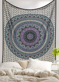 Beach Bedspread Amazon Com Large Indian Mandala Tapestry Hippie Hippy Wall