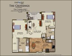 floor plans columbia the crossings at columbia