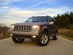 jeep grand cherokee brown jeep grand cherokee limited lx zj laptimes specs performance