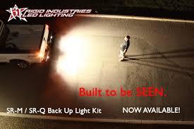 rigid industries backup light kit rigid industries back up light pop taw all access