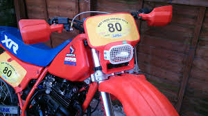 for sale honda 1985 xr250 rf be quick