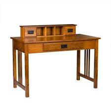home decorators collection francisco mission oak desk ho9252 at