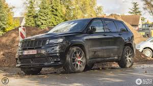jeep cherokee grey 2017 jeep grand cherokee srt 8 2017 2 october 2017 autogespot
