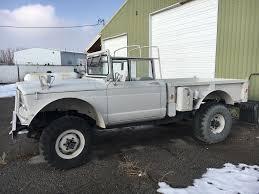 kaiser jeep lifted vintage military 1967 kaiser jeep 1 1 4 ton m715 truck vintage