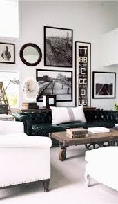 Living Room Ideas With Black Sofa by Our Vacation Home In Flagstaff Studio Leather And Living Rooms