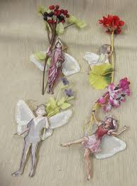 bradford editions flower fairies ornaments set 4 38674 upc