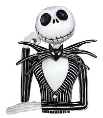 Halloween Jack Skeleton by Amazon Com Disney Jack Bust Bank Toys U0026 Games