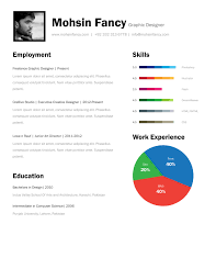 Sample Resume Format On Word by One Page Resume Template Free Download One Page Resume Template