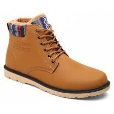 Warm Comfortable Boots Men U0027s Boots Best Men U0027s Boots With Online Shopping Gearbest Com