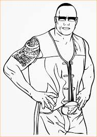 wwe coloring pages of the rock coloring pages ideas