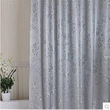 Silver Shower Curtains Popular Bath