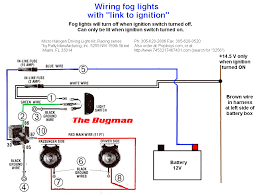 wiring diagram for fog light wiring diagrams schematics