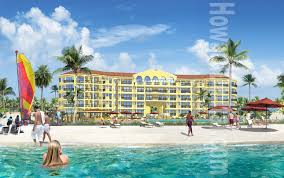 architecture renderings the canterbury resort turks and caicos