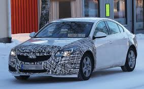 opel insignia 2016 interior spied euro market opel insignia hints at refreshed buick regal