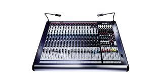 Home Studio Mixing Desk by Gb4 Soundcraft Professional Audio Mixers
