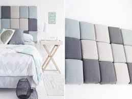 canap molletonn lit tete de lit originale awesome ide tete de lit tete de lit