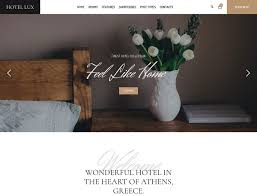 40 best hotel wordpress themes 2017 athemes
