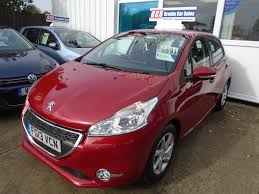peugeot 608 for sale used peugeot 208 active 2013 cars for sale motors co uk