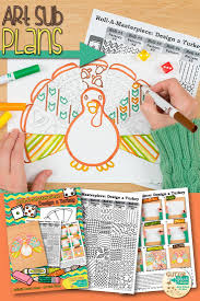 a turkey for thanksgiving book 12 best thanksgiving art projects for kids images on pinterest