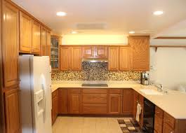 kitchen led lighting ideas recessed led lights for kitchen lightings and ls ideas