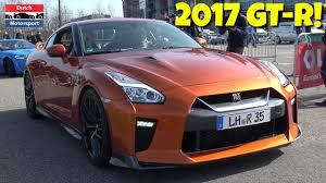 nissan gtr katsura orange 2x 2017 nissan gt r at cars u0026 coffee twente 2017 youtube
