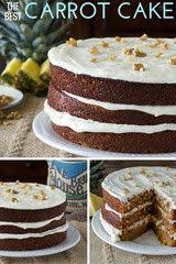 best carrot cake in the world recipe pineapple coconut