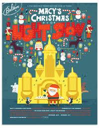 macy u0027s holiday campaign illustration 1 work tad carpenter