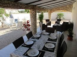 ampolla villa u201d 5 min away from the beach 500 sqm garden 9